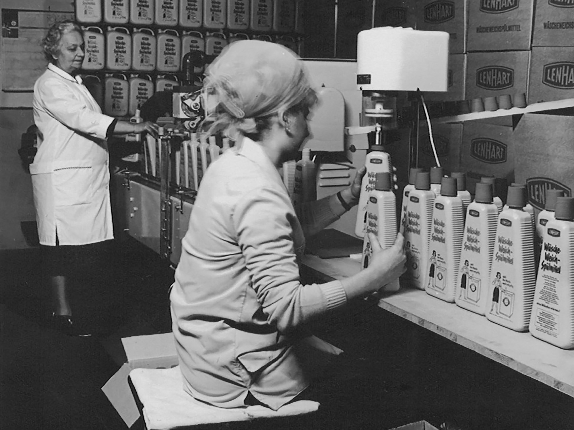 Ruth Lenhart Produktion